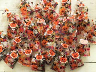 ハロウィンお菓子の種類