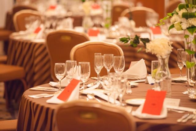椿原慶子アナの結婚式場
