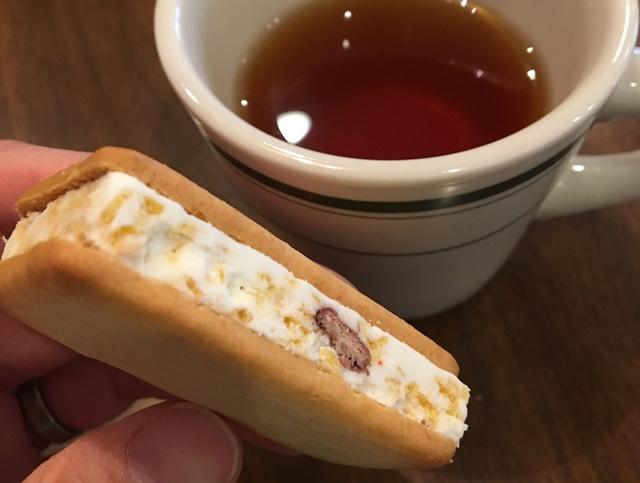 白くまどんサンドクッキー