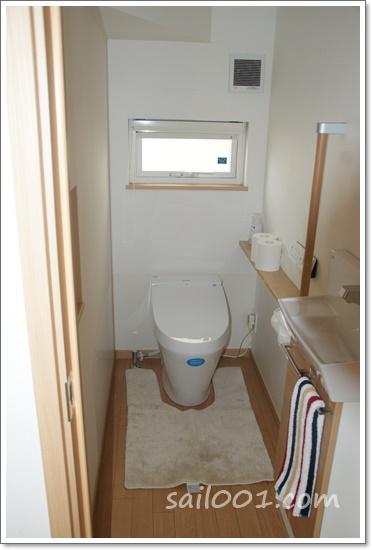 【和み】一階トイレ
