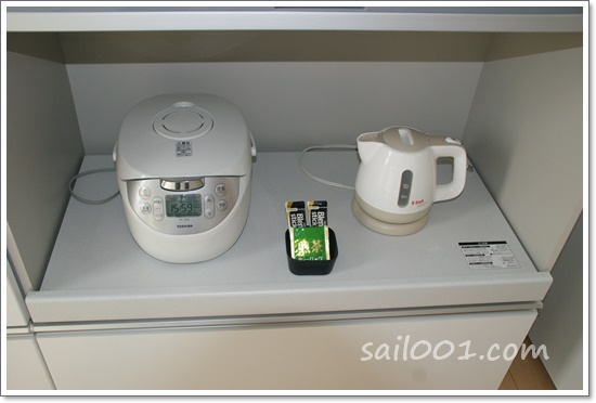 【和み】炊飯器&ケトル