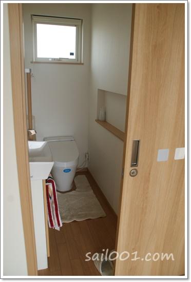 【和み】2階トイレ