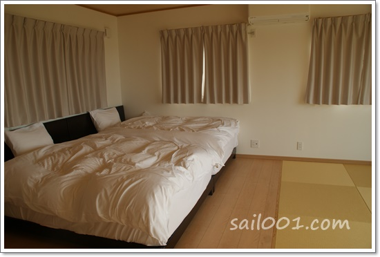 【和み】2階寝室