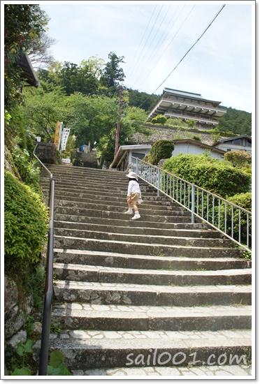 那智山階段