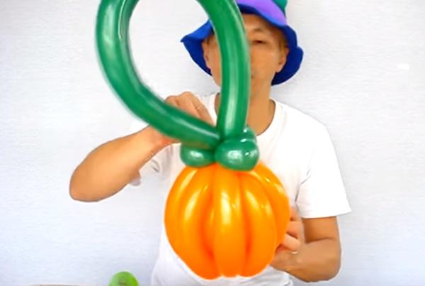 ハロウィンかぼちゃバッグを作ろう