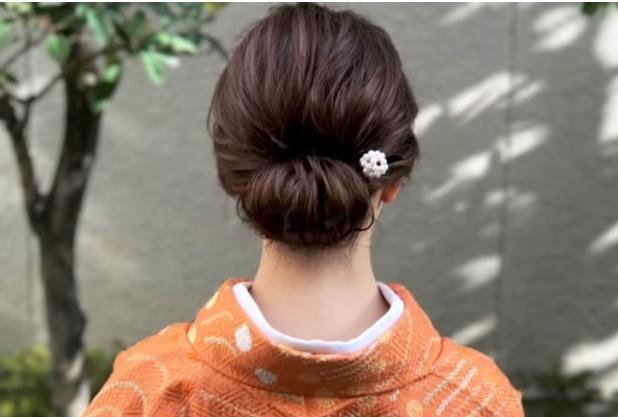 SALONTube 着物に合うまとめ髪