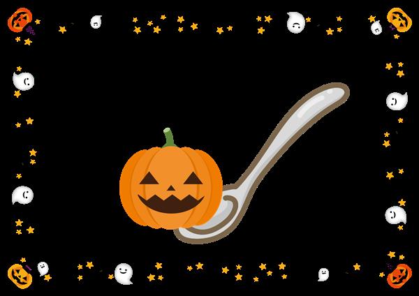 かぼちゃリレーゲーム