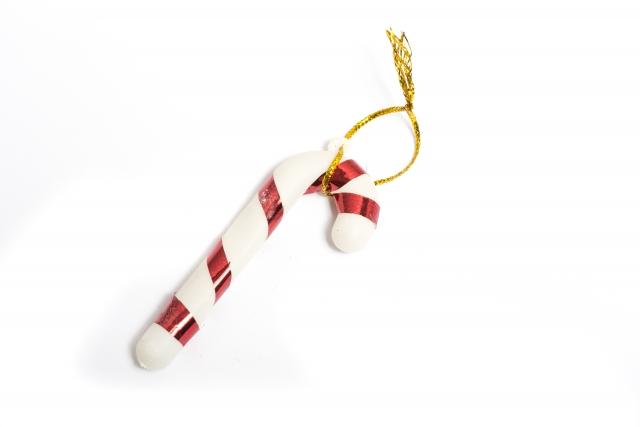 キャンディーケーン・紅白の杖