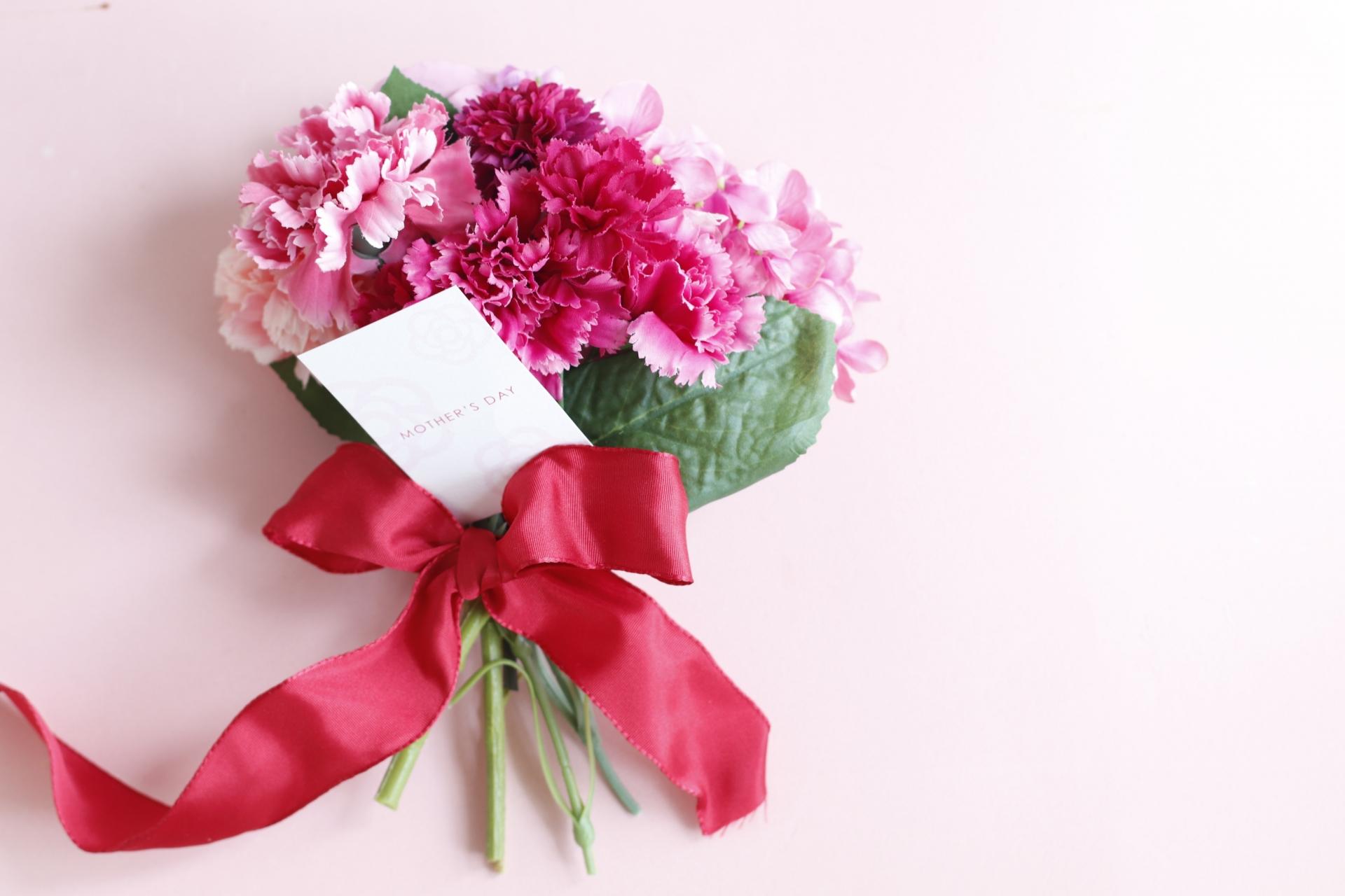 母の日のプレゼントランキング
