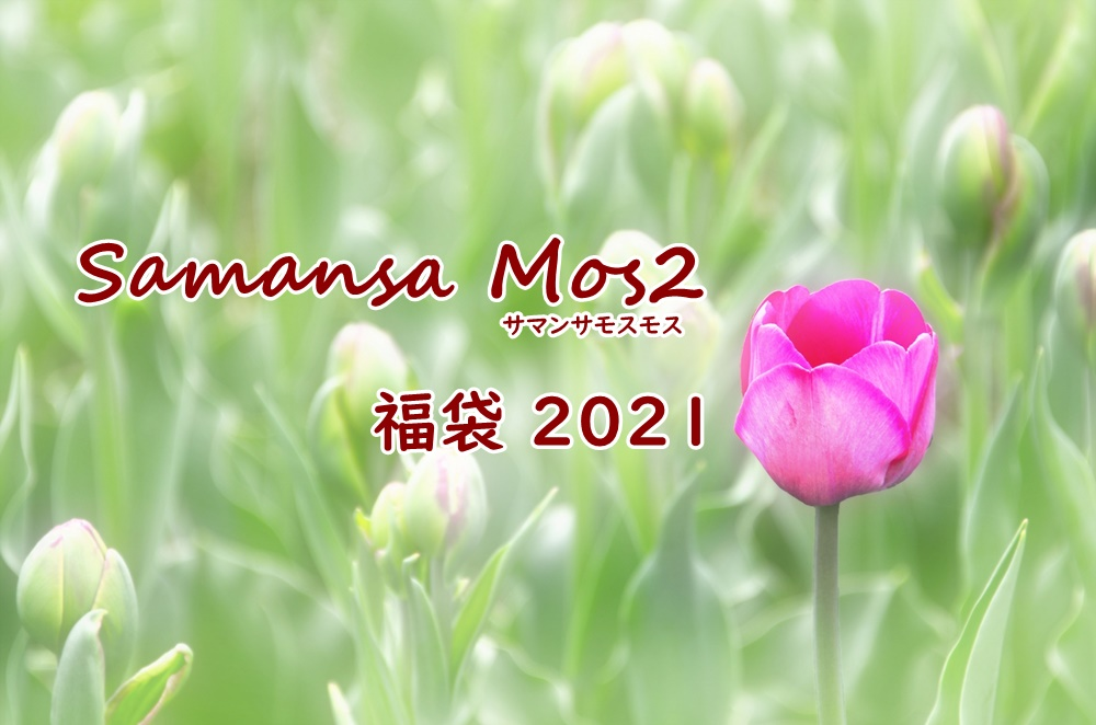 サマンサモスモス福袋2021